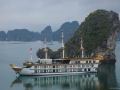 Come cruise, Halong Bay