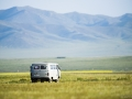Endless Mongolian Steppes