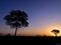 Marakele sunset