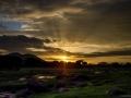 Sunrise over the Ruaha River