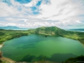 Taal - the volcano within a lake, within a crater within a lake within a crater